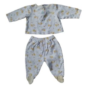 💗Matching 2-Piece Set Pyjamas, Ducklings/Snails